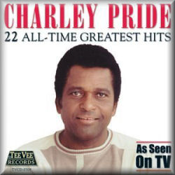 Charley pride lucys music charley pride 22 all time greatest hits aloadofball Image collections